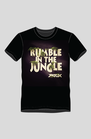 Rumble In The Jungle Shirt