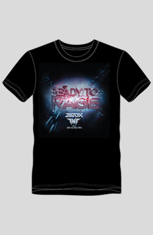 Ready To Rage T-Shirt